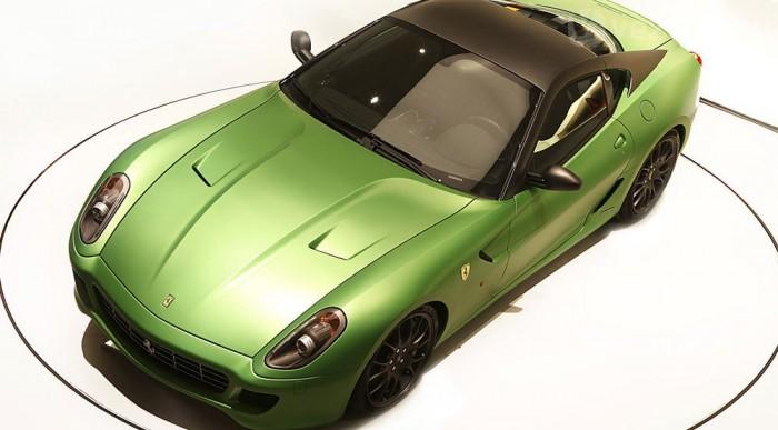 Magától nem zöldülne a Ferrari