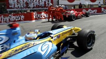 F1: Schumachert felhúzták