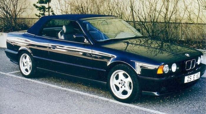 A 3-as Cabriót akarta védeni a BMW a nyitott M5 elgáncsolásával