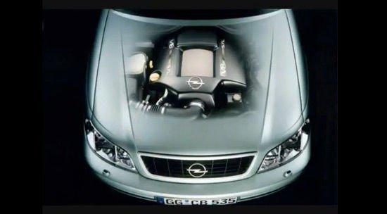 A Corvette 5,7 literes motorját kapta az Omega