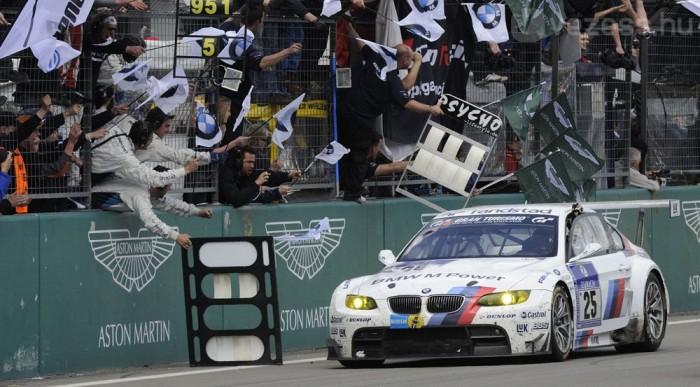 Abszolút győzelem a BMW M3-assal