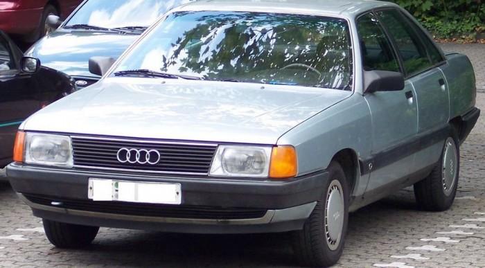 Már 100 000 forinttól kaphatunk nagy értékű V6-os 100-as Audit