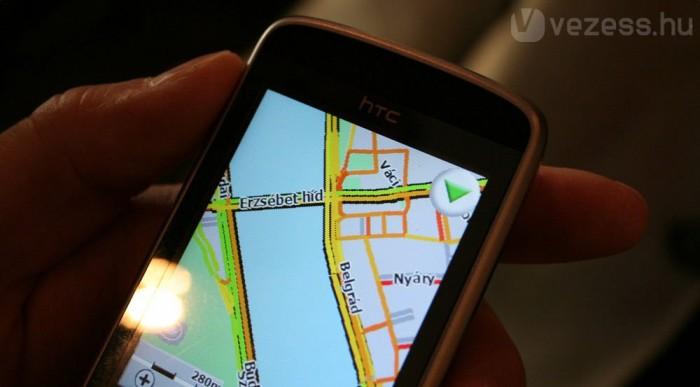 iPhone-on és Windows Mobile-on fut a program, később lesz Android és Symbian és Blackberry oprendszerre is