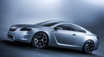 Luxuskupé az Opeltől