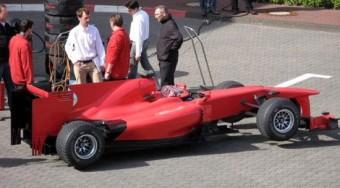 F1: Ilyen lett volna a 2010-es Toyota