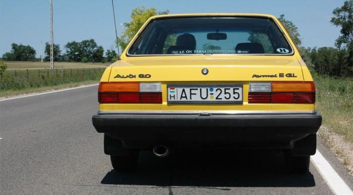 A kocka 80-ból és a 100-as Audiból volt takarékosabb Formel E