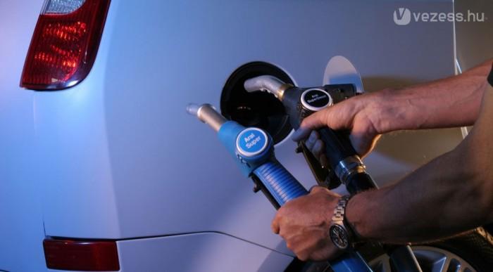 Eltérő a gázolaj és a benzin energiasűrűsége