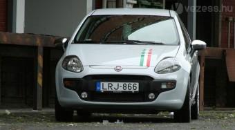Punto Evo: kicsi, olasz és 135 lóerős