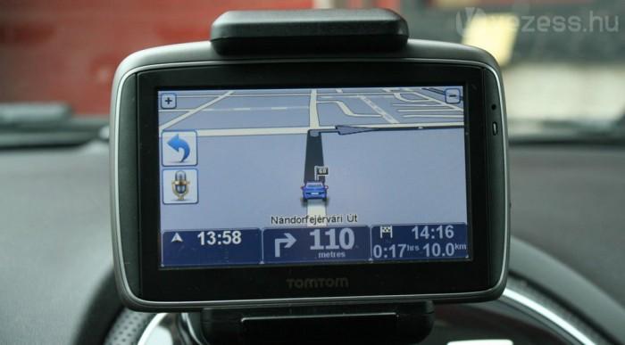 Megéri a 120 ezer forintot a TomTom navigáció