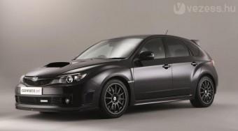 Kész a Ferrari-verő Subaru