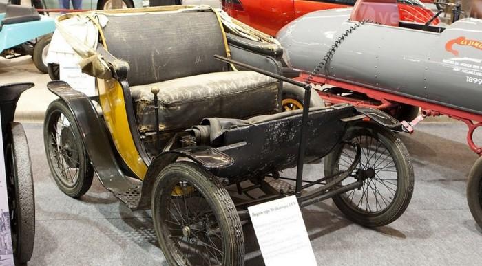 Volt már korábban villanymotoros Bugatti