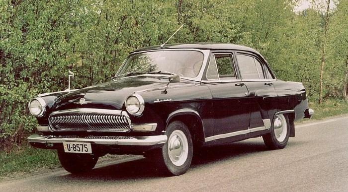 Volga M21: a tisztviselők szívesen utaztak volna ilyenben