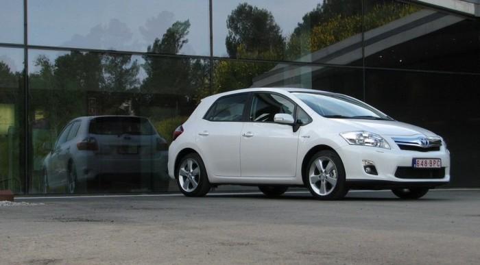 A legújabb hibrid Toyota