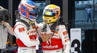 F1: Hamilton Button előtt lesz világbajnok?