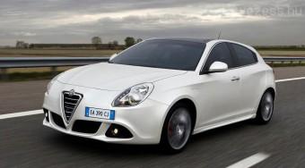 Itthon az új Alfa Giulietta