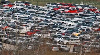 Változik a gépjárművek eladása