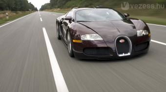 Bugatti a Nissan ellen - Pokoli Játszma II.