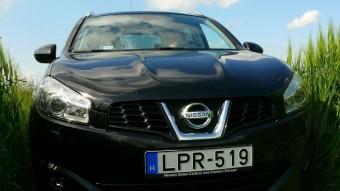 Lányteszt: Nissan Qashqai +2