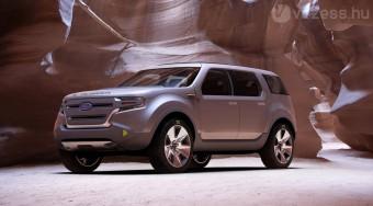 Virtuális bemutató az új Fordnak