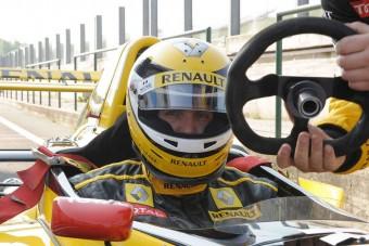 Vezettük: Renault F1 és Formula 2.0