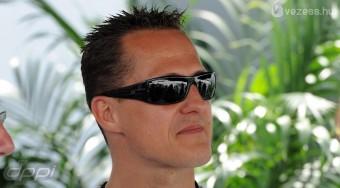 Schumachert már temetik a bukik