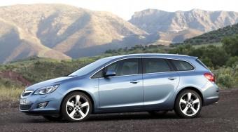 Megérkezett az új Opel Astra kombi