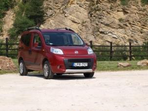 Teszt: Fiat Fiorino Qubo 1.3Mjet 16V Trekking