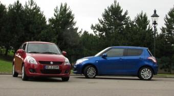 Nem drágul az új Suzuki Swift