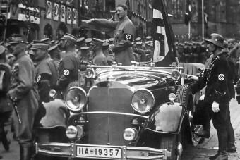 Árengedményért könyörgött Hitler a Mercedesnél