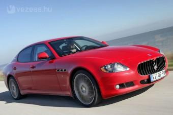 Takarékos lesz az új Maserati