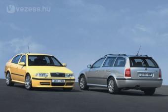 Eltűnik az első Volkswagen Škoda