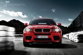Szörnyeteg BMW X6-ból