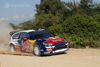 Csapatot vált a hatszoros világbajnok versenyző, így a Citroën nem folytatja tovább