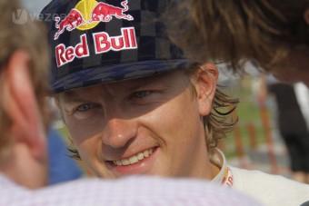 Főszerepben: Kimi Räikkönen