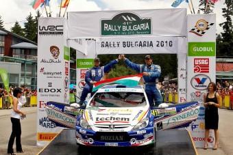 Magyar siker a rali-világbajnokságon