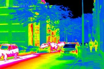 Olcsó éjjellátó kamera autóvezetőknek