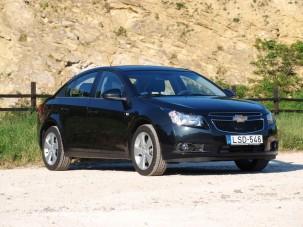 Teszt: Chevrolet Cruze 2.0 D LT Aut.