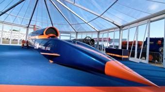 Bemutatkozott a világ leggyorsabb autója