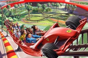 Ferrari mennyország