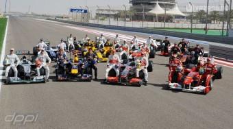 F1: Az Országházban jártak a pilóták