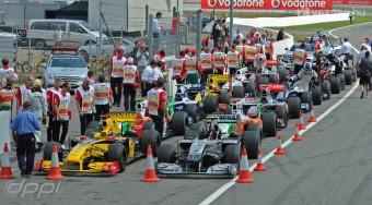F1: Kidőlt az amerikai jelentkező