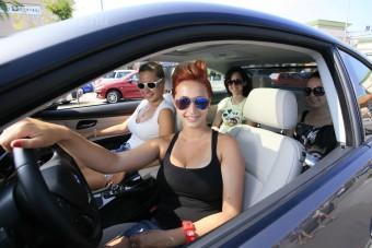 Lányteszt: BMW 320d Coupé