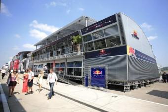 F1: Íme a Red Bull energiaközpontja