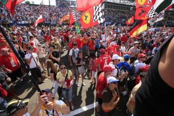 F1: Vasárnap fotós szemmel