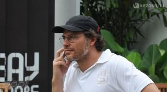 F1: A McLaren-vezér drukkol Villeneuve-nek
