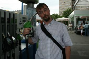 Nem elírás: benzin 508 forintért