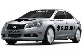 Suzuki 320-szal - videó
