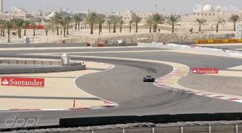 F1: Besült a bahreini kísérlet
