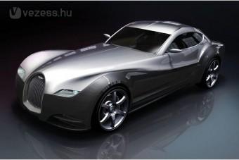 BMW-motor az új brit sportkocsiba