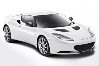 Erősebb, gyorsabb Lotus Evora